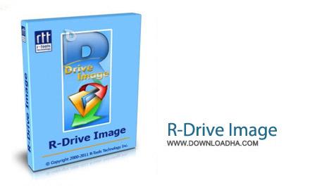 R Drive Image v5 2 نرم افزار تهیه نسخه پشتیبان از اطلاعات R Drive Image v5 2