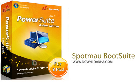 Spotmau BootSuite 7.0.1.5 نرم افزار تعمیر ویندوز Spotmau BootSuite 7.0.1.5