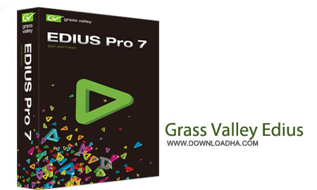 Grass Valley Edius Pro 7.31 Build 1540 نرم افزار میکس فیلم Grass Valley Edius Pro 7.31 Build 1540