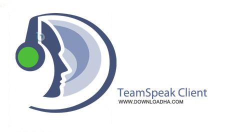 TeamSpeak Client 3.0.15 نرم افزار ارتباط صوتی TeamSpeak Client 3.0.15