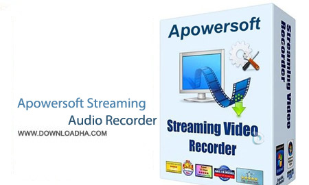 Apowersoft Streaming Audio Recorder 3.3.5 نرم افزار ضبط موسیقی های آنلاین Apowersoft Streaming Audio Recorder 3.3.5