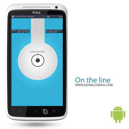 On the line v1.3 بازی روی خط On the line v1.3 – اندروید
