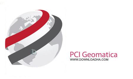 PCI Geomatica 2013 SP3 نرم افزار پردازش تصاویر ماهواره ای PCI Geomatica 2013 SP3