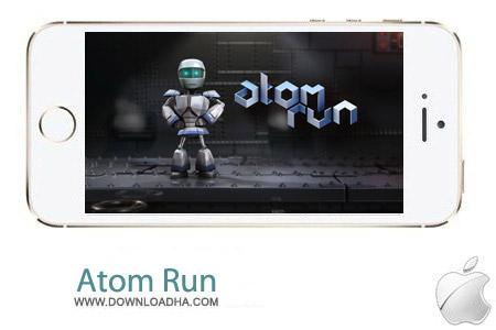 Atom Run بازی سرگرم کننده Atom Run 1.0.1 – آیفون ، آیپد و آیپاد