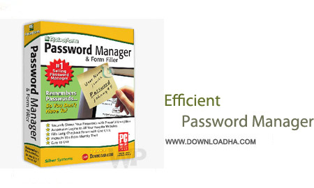 Efficient Password Manager Pro v3.70.367 نرم افزار مدیریت پسورد Efficient Password Manager Pro v3.70.367