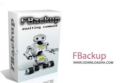 FBackup 5.0.483 نرم افزار پشتیبان گیری سریع فایل ها FBackup 5.0.483