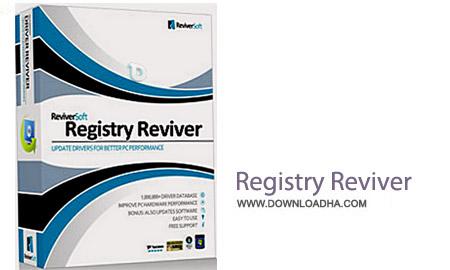 Registry Reviver 3.0.1.160 نرم افزار رفع مشکلات رجیستری Registry Reviver 3.0.1.160