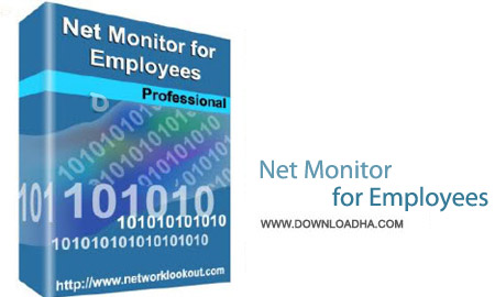 Net Monitor for Employees Professional 4.9.18.1 نرم افزار نظارت بر کاربران در شبکه Net Monitor for Employees Professional 4.9.18.1