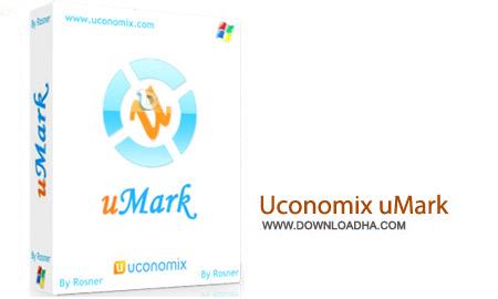 Uconomix uMark Professional 5.2 نرم افزار واترمارک تصاویر Uconomix uMark Professional 5.2