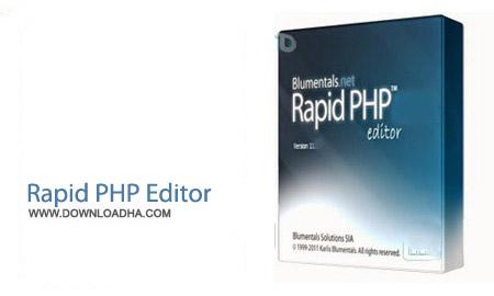 Blumentals Rapid PHP Editor 12.3.0.15 نرم افزار ویرایشگر قدرتمند پی اچ پی Blumentals Rapid PHP Editor 12.3.0.151