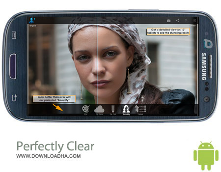 Perfectly Clear 2.5.6 نرم افزار ویرایش تصویر Perfectly Clear 2.5.6 – اندروید