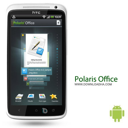 Polaris Office 5.1.6 Full Office software is a powerful Polaris Office 5.1.6 Full - Android