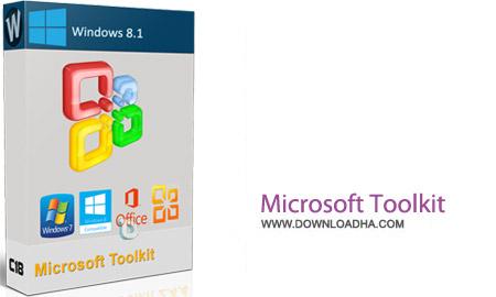Microsoft Toolkit 2.5.2 نرم افزار فعال سازی ویندوز و آفیس Microsoft Toolkit 2.5.2