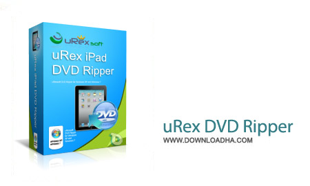 uRex DVD Ripper Platinum 7.1 نرم افزار ریپ دی وی دی uRex DVD Ripper Platinum 7.1