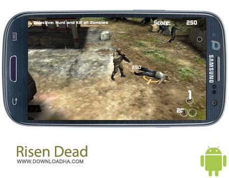 Risen Dead v1.0 بازی اکشن Risen Dead v1.0 – اندروید