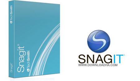 SnagIt%2012.1.0%20Build%201322 نرم افزار فیلم و عکس برداری محیط دسکتاپ SnagIt 12.1.0 Build 1322