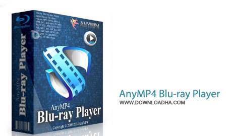 AnyMP4 Blu ray Player 6.0.58 نرم افزار پلیر بلوری AnyMP4 Blu ray Player 6.0.58