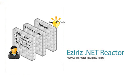 Eziriz .NET Reactor v4.9.0.0 نرم افزار محافظت از کد های پروژه های نرم افزاری Eziriz .NET Reactor v4.9.0.0