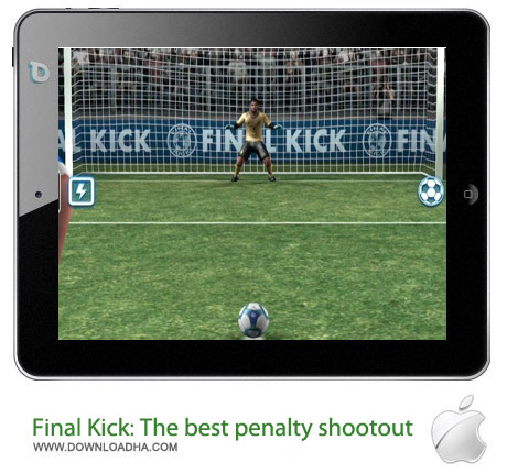 Final Kick The best penalty shootout بازی ضربات پنالتی Final Kick: The best penalty shootout 1.0.2 – آیفون