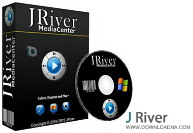 JRiver%20Media%20Center%2019.0.145 نرم افزار پخش کننده معروف JRiver Media Center 20.0.70 Final