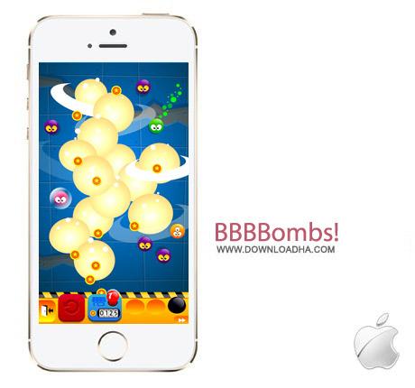 BBBBombs%21 1.1 بازی خنثی کردن بمب BBBBombs! 1.1 – آیفون و آیپد
