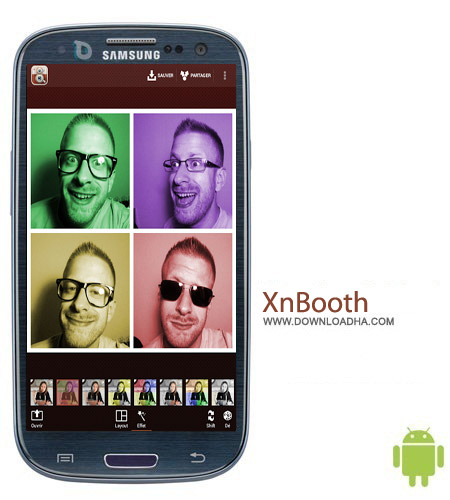 XnBooth Pro v1.67 نرم افزار ادیت تصاویر XnBooth Pro v1.67 – اندروید