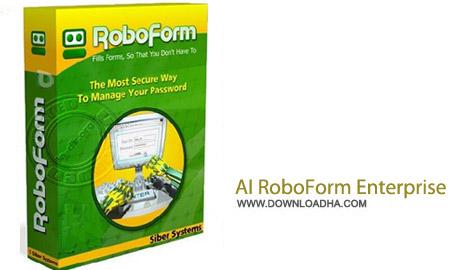 AI RoboForm Enterprise 7.9.8.5 نرم افزار مدیریت قدرتمند پسورد ها AI RoboForm Enterprise 7.9.8.5