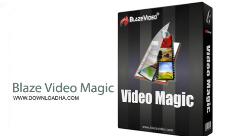 Blaze Video Magic Ultimate 7.0.0.0 نرم افزار ویرایش ویدیو ها Blaze Video Magic Ultimate 7.0.0.0