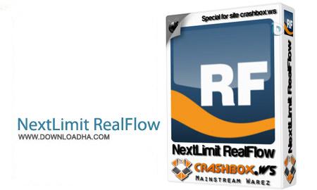 NextLimit RealFlow 2014 v8.0.0.0147 نرم افزار شبیه ساز مایعات در فیلم NextLimit RealFlow 2014 v8.0.0.0147