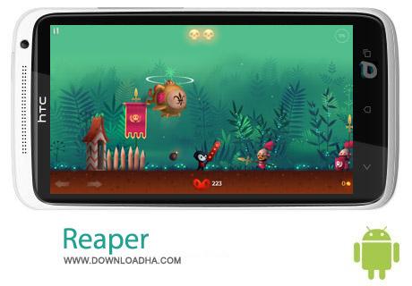 Reaper 1.3.9 بازی سرگرم کننده Reaper 1.3.9 – اندروید