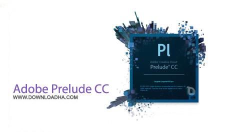 Adobe Prelude CC 2014 v3 0 0 160 نرم افزار ساماندهی فیلم Adobe Prelude CC 2014 v3 0 0 160