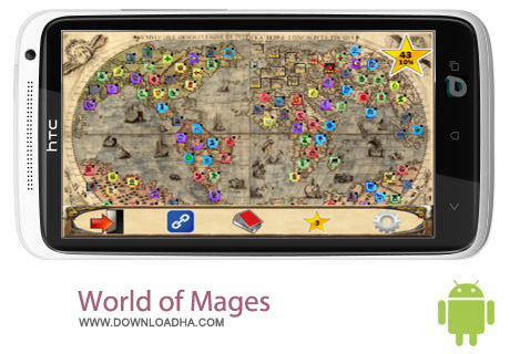 World of Mages v1.0.8 بازی فانتزی World of Mages v1.0.8 – اندروید