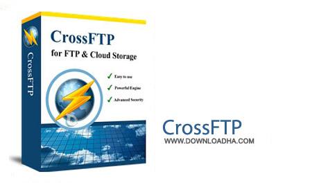 CrossFTP Professional v1.95.2 نرمافزار مدیریت FTP حرفه ای CrossFTP Professional v1.95.2