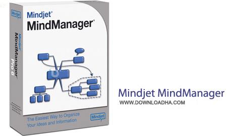 Mindjet MindManager 14.3.192 نرم افزار سازماندهی مطالب Mindjet MindManager 14.3.192
