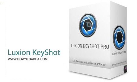Luxion KeyShot Pro 5.0.97 نرم افزار مدل سازی ٣ بعدی Luxion KeyShot Pro 5.0.97