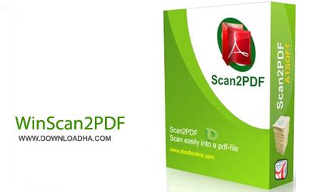 WinScan2PDF 2.62 نرم افزار تبدیل فایل اسکن شده به پیدیاف WinScan2PDF 2.62