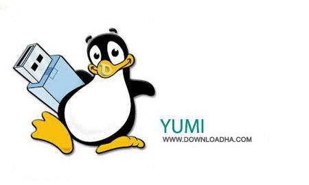 YUMI v2.0.0.5 نرم افزار ساخت حافظه usb راه انداز YUMI v2.0.0.5