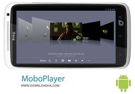MoboPlayer v1.3.280 نرم افزار پلیر ویدئو MoboPlayer v1.3.280 – اندروید