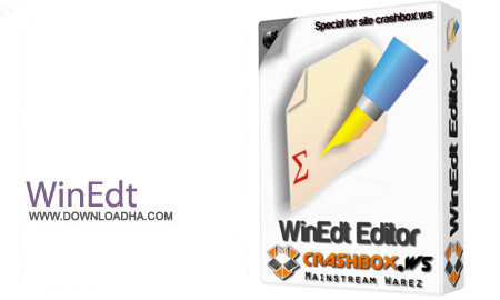 WinEdt 8.2 Build 20140613 نرم افزار ویرایشگر متن قدرتمند WinEdt 8.2 Build 20140613
