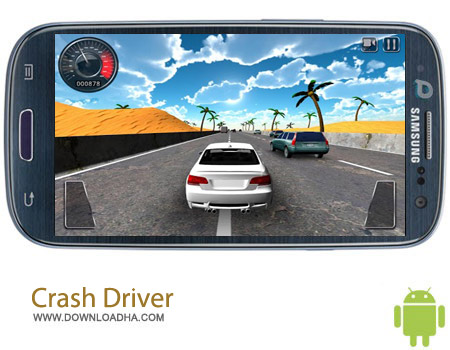 Crash Driver 3.0 بازی رانندگی Crash Driver 3.0 – اندروید