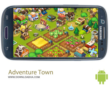 Adventure Town v0.4.3 بازی ماجراجویی در شهر Adventure Town v0.4.3 – اندروید