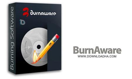 نرم افزار رایت دی وی دی BurnAware 7.3 Final