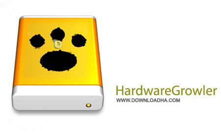 HardwareGrowler v2 1 نرم افزار بررسی سخت افزار HardwareGrowler v2 1 – مک