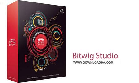 Bitwig Studio 1.0.10 Final نرم افزار حرفه ای آهنگ سازی Bitwig Studio 1.0.10 Final