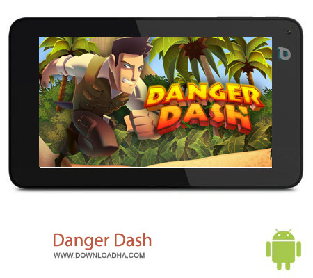 Danger Dash v1.1.1 بازی مهیج Danger Dash v1.1.1 – اندروید