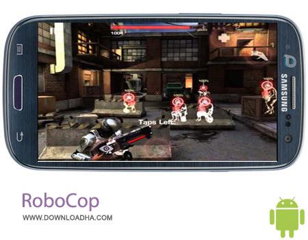 RoboCop%99 v3.0.3 بازی پلیس آهنی RoboCop™ v3.0.3 – اندروید