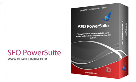 SEO PowerSuite 2014 نرم افزار افزایش سئو سایت SEO PowerSuite 2014