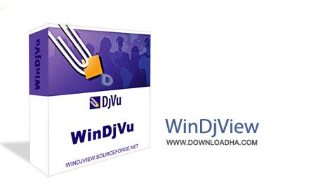 WinDjView v2.0.2 نرم افزار مشاهده فایل های DJVU با WinDjView v2.0.2