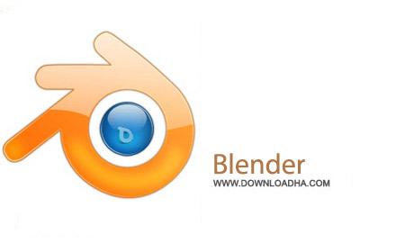 Blender 2.71 Final نرم افزار ساخت انیمیشن سه بعدی Blender 2.71 Final