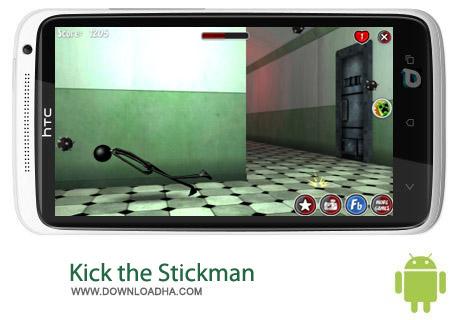 Kick the Stickman v1.0.2 بازی نبرد با استیکمن Kick the Stickman v1.0.2 – اندروید